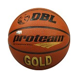 PROTEAM Bola Basket Size 7 [Gold]